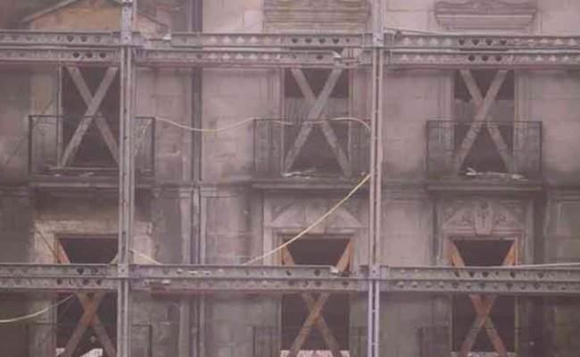 Rehabilitación de fachada en San Antonio