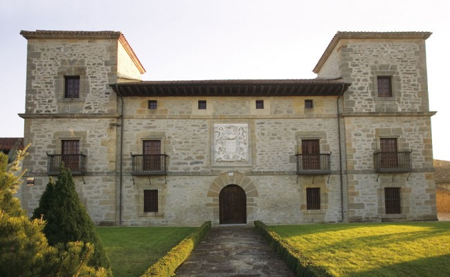 Palacio de Zurbano despues
