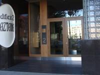 Reforma de Portal en Calle Heraclio Fournier