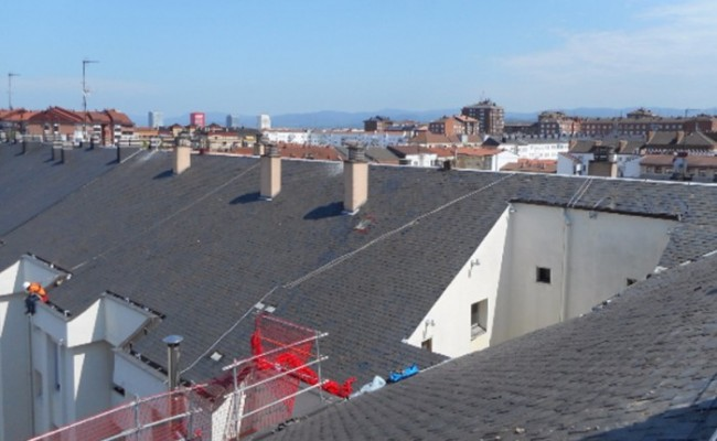 Rehabilitación de tejado ANGLOVASCO