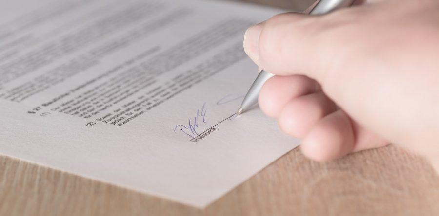 El contrato de obra