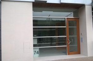 Reforma portal avenida gasteiz