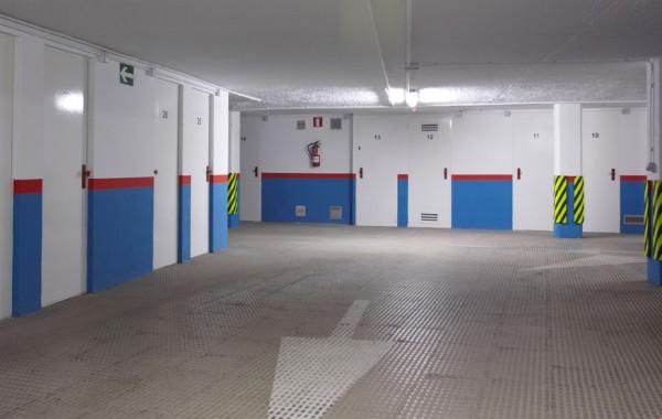 Reforma de parking en Vitoria-Gasteiz