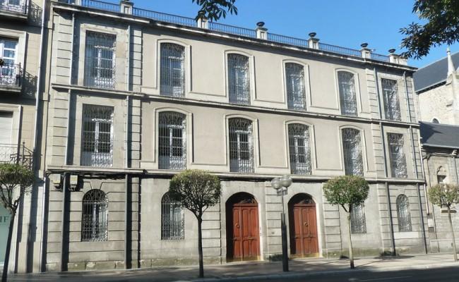Rehabilitación de fachada de Las Carmelitas
