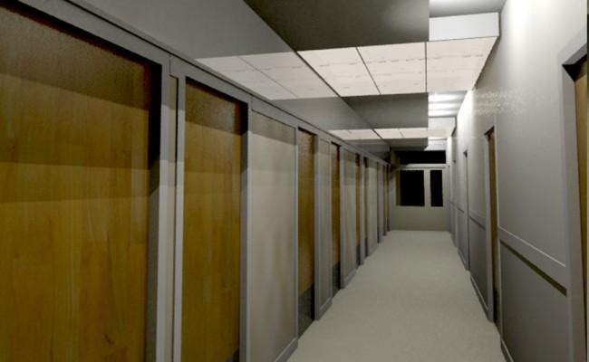 Reforma de instalaciones en residencia Agure