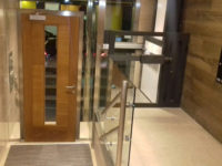 Reforma de portal y ascensor