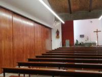 División de capilla y mejora de ACC.